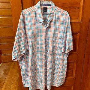 4XLT Tailorbyrd Button Down Shirt